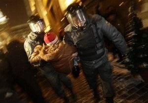 Задержания в Москве: завтра Немцова будут судить