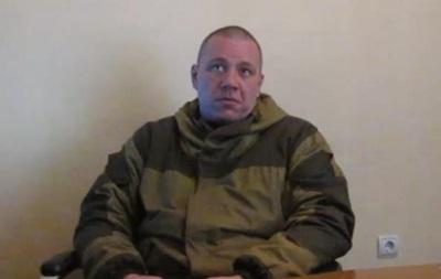 Министра обороны ДНР  обменяли на украинских военных - Геращенко