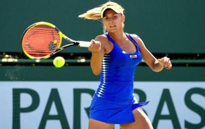 Теннис: Украинка Цуренко завоевала первый титул в карьере