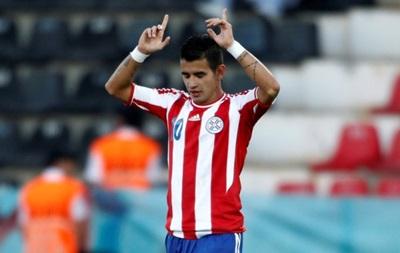 Динамо подпишет нападающего сборной Парагвая - СМИ