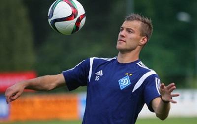 Наставник Сток Сити уклонился от ответа на вопрос о трансфере Ярмоленко