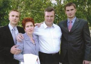 Янукович-младший рассказал, как президентство изменило его отца