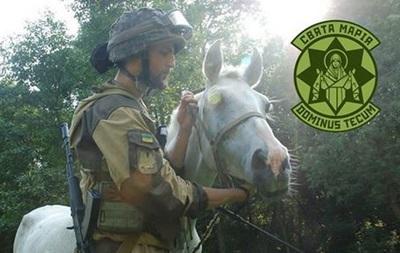 В зоне АТО появится конное подразделение