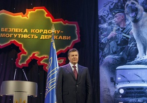 Янукович обещает безвизовый режим с ЕС до конца года