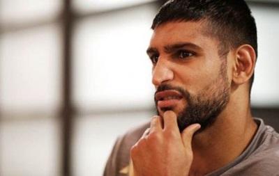 Амир Хан хочет провести бой с Пакьяо