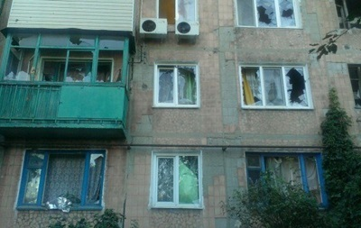При обстреле Дзержинска погибли три человека - прокуратура