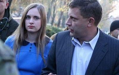 У главы ДНР Захарченко родился сын