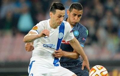 Калинич отказался обсуждать свой возможный переход в Галатасарай