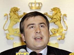 Саакашвили назвал визит Медведева в Южную Осетию аморальным и постыдным