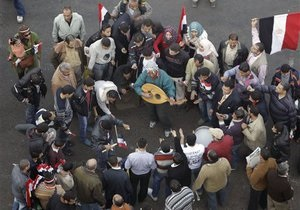 В Египте проходит Марш победы