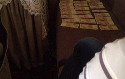Тернопольского депутата поймали на взятке