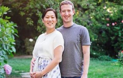 Основатель Facebook Марк Цукерберг станет отцом