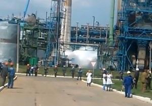 Количество пострадавших во время аварии на заводе Стирол увеличилось до 25 человек - ОГА