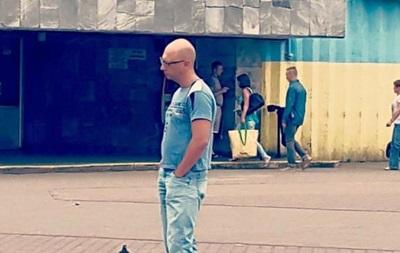 В Киеве заметили двойника Яценюка