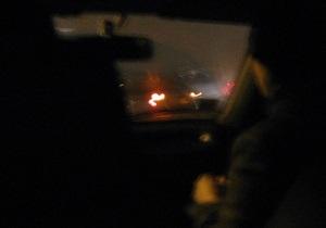 Ночью в Крыму микроавтобус столкнулся с КамАЗом: один человек погиб, семеро пострадали