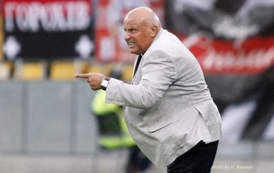 Кварцяный ударил бутсой футболиста Волыни во время матча
