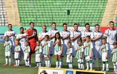 Сталь добыла дебютную победу в Премьер-лиге