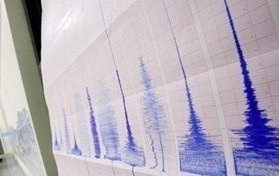 В районе Курильских островов произошло землетрясение магнитудой 5,2