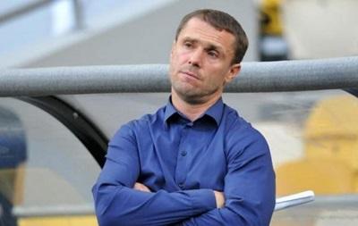 Ребров потребовал уволить Леоненко из Великого футбола
