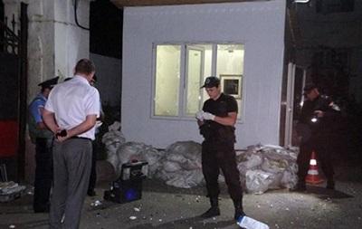 В одесской  Самообороне  рассказали о подрывниках офиса