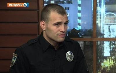 Глава полиции Киева отчитался о первом месяце работы