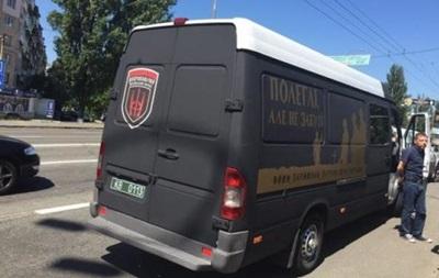 В Днепродзержинске  Правый сектор  напал на патрульных