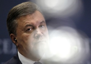 Януковичу доложили о событиях во Врадиевке