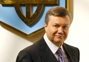 Янукович увидел тенденции экономического роста страны
