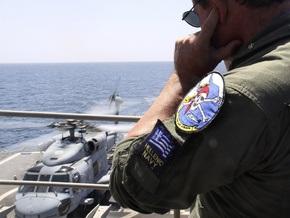Греческие моряки предотвратили захват немецкого танкера и задержали пиратов