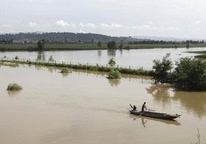 В Северной Корее из-за наводнений эвакуировали более пяти тысяч человек
