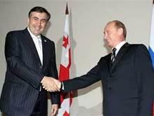 Саакашвили пригласит Путина на инаугурацию