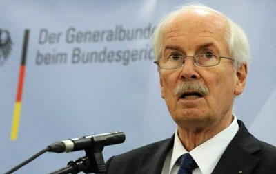 Немецкого генпрокурора отправили в отставку из-за давления на СМИ