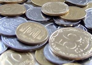 Дефицит госбюджета Украины в январе-апреле составил почти четыре миллиарда гривен