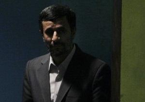 Ахмадинеджад: Мы даже не берем Израиль в расчет, он слишком слаб, чтобы напасть на Иран