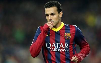 Барселона согласилась продать Педро в МЮ - СМИ