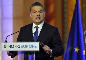 Венгрия может подать на ЕС в Европейский суд