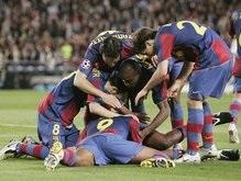 Лига Чемпионов: Барселона и МЮ разошлись миром