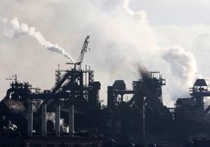 Украинская промышленность в сентябре замедлила рост