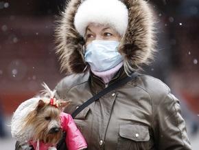 ВОЗ: Многие случаи гриппа в Украине могут быть вызваны вирусом A/H1N1