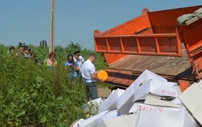 Итоги 6 августа: Уничтожение санкционных продуктов в РФ, повестка Януковичу