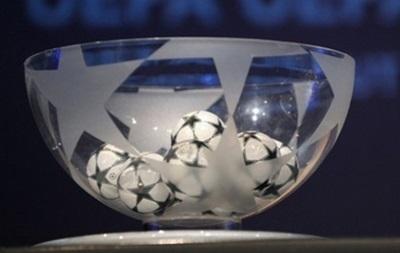 Жеребьевка Лиги чемпионов: Все пары плей-офф