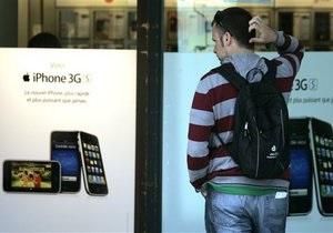 Сегодня в России начались продажи iPhone 3GS