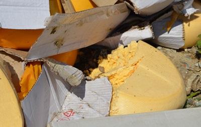 Более 300 тысяч человек выступили против уничтожения продуктов в России
