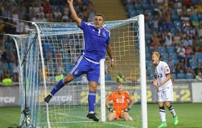 В матче с Черноморцем Мякушко воспользовался своим шансом сполна - Ребров