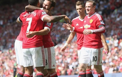 Манчестер Юнайтед обыграл Тоттенхэм