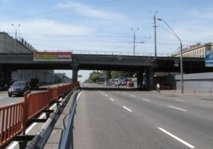 В КГГА пообещали начать ремонт Шулявского моста в следующем году