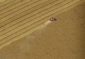 В Украине значительно сократились запасы зерна