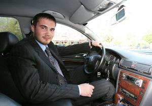 Сын Януковича посетил Кировоград в качестве куратора от Партии регионов