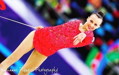 Украинская гимнастка взяла золото и серебро на Кубке Мира