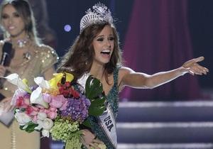В Лас-Вегасе выбрали Мисс США-2011